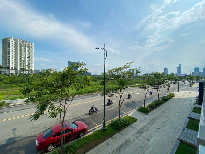 IMG_4082 Cho thuê nhà phố Thủ Thiêm Lakeview với tổng diện tích 420m2, chưa ngăn phòng, rộng rãi.