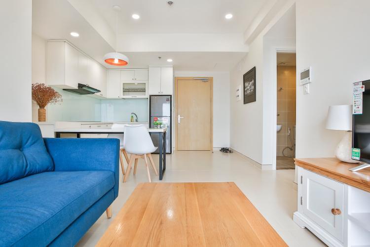 Căn hộ Masteri Thảo Điền 1 phòng ngủ tầng cao T5 đầy đủ nội thất, tiện nghi