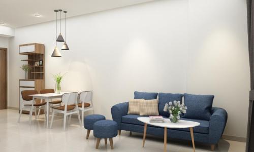 Bán hoặc cho thuê căn hộ The Sun Avenue 1PN, block 5, diện tích 55m2, đầy đủ nội thất