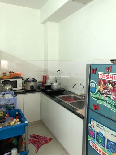 Phòng bếp Topaz City Quận 8 Căn hộ Topaz City hướng Tây Bắc, đầy đủ nội thất, view thoáng.