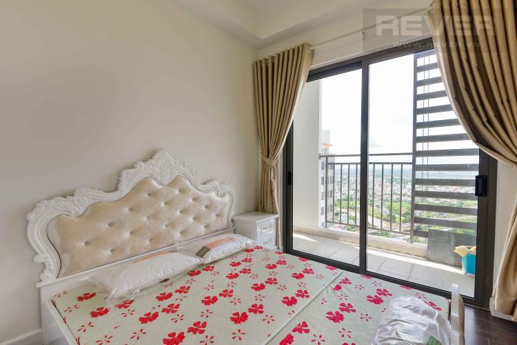 Phòng Ngủ 2 Bán căn hộ The Sun Avenue 2PN, tầng cao, đầy đủ nội thất, view sông và hướng Đông Nam đón gió