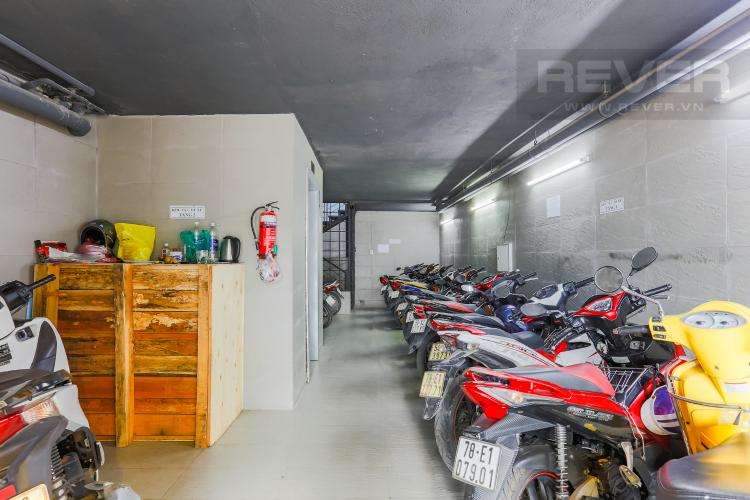 Hầm Để Xe Nhà phố 8 phòng ngủ đường số 3A Tân Hưng Quận 7