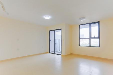 Căn hộ M-One Nam Sài Gòn 1 phòng ngủ tầng thấp T2 nhà trống