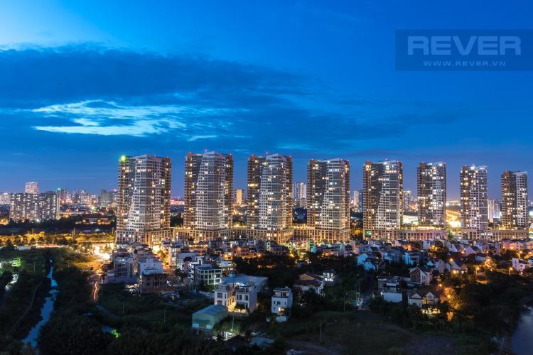 View Ban Công Bán căn hộ Diamond Island - Đảo Kim Cương 2PN, tháp Canary, đầy đủ nội thất cao cấp