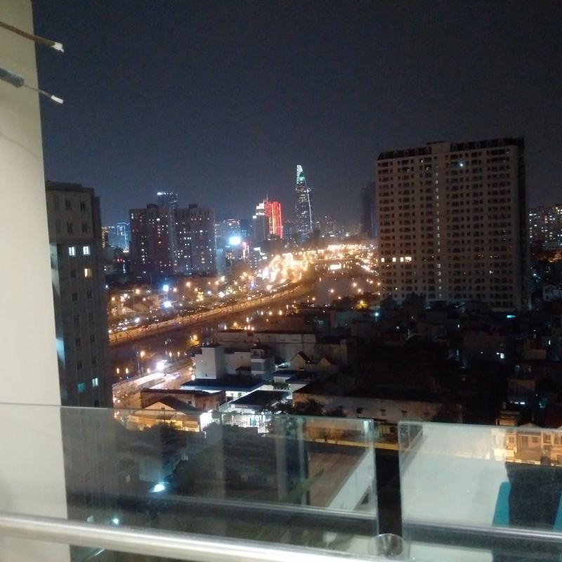 151f65cec04726197f56 Bán căn hộ The Gold View 2PN, tháp A, đầy đủ nội thất, hướng cửa Tây Nam, view thành phố