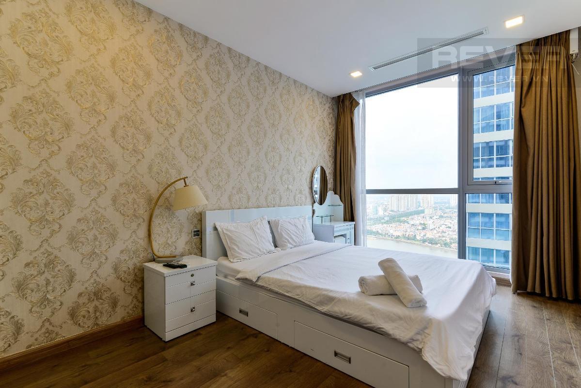 4 Cho thuê căn hộ Vinhomes Central Park 2PN, diện tích 85m2, đầy đủ nội thất, view mé sông và công viên