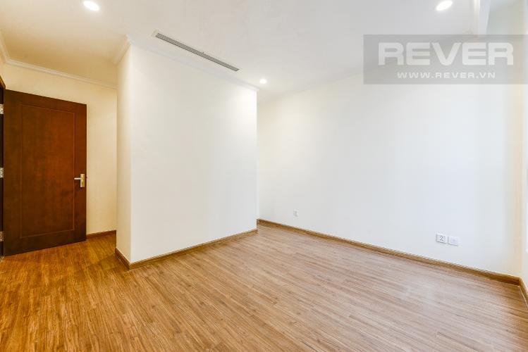 Phòng ngủ 1 Căn hộ Vinhomes Central Park 3 phòng ngủ tầng cao L4 view sông