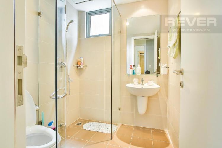 Phòng tắm 2 Căn hộ T4B Masteri Thảo Điền trung tầng hướng Tây