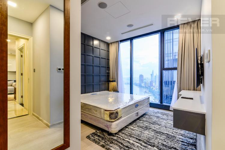 Phòng Ngủ 1 Căn hộ Vinhomes Golden River 2 phòng ngủ tầng cao A3 view sông
