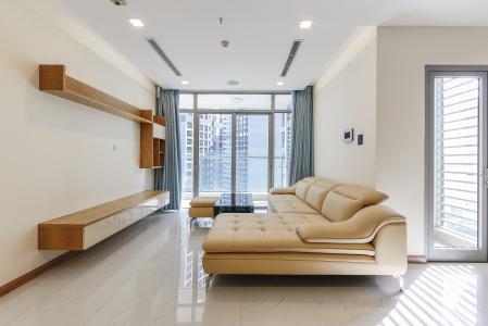 Căn góc Vinhomes Central Park 4 phòng ngủ tầng trung Park 6