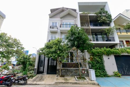 Cho thuê biệt thự đường số 37, phường An Khánh, Quận 2, đầy đủ nội thất, diện tích đất 182m2, cách đường Lương Định Của 600m