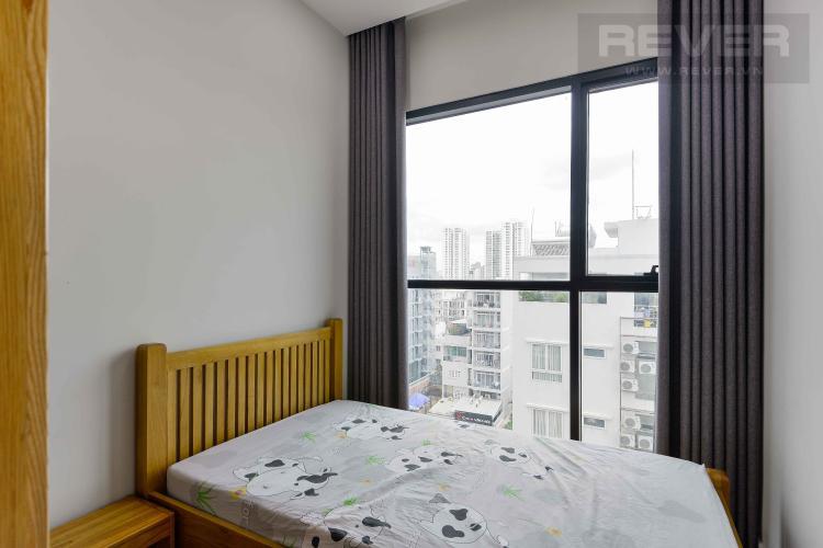 Phòng Ngủ 1 căn hộ THE ASCENT Căn hộ The Ascent tầng thấp đầy đủ nội thất, view Landmark 81