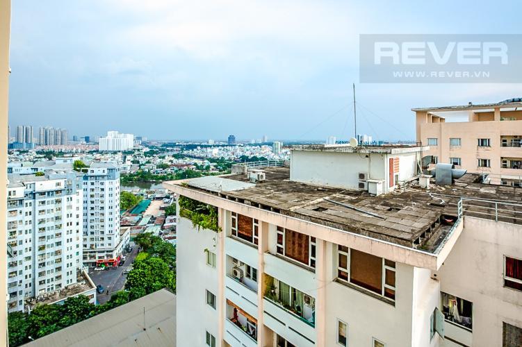 View Bán căn hộ The Gold View 2PN, tầng trung, tháp A, đầy đủ nội thất