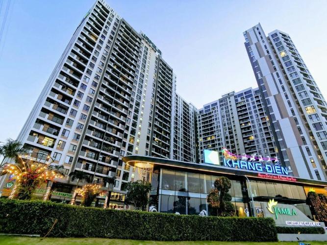 Jamila Khang Điền, Quận 9 Căn hộ Jamila Khang Điền tầng cao, hướng Đông Nam, view đại lộ.