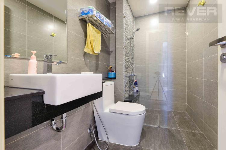 Toilet 1 Bán căn hộ Kris Vue 2PN 2WC, nội thất đầy đủ, vị trí thuận lợi