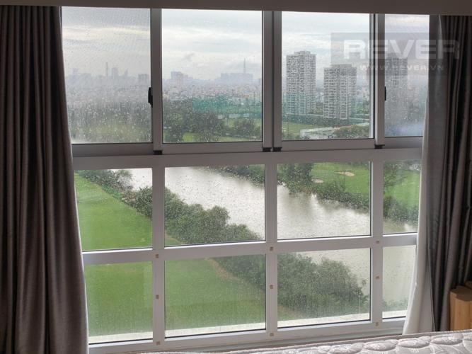 View Phòng Ngủ 1 Cho thuê căn hộ Happy Valley 3PN, diện tích 100m2, đầy đủ nội thất, view sông thoáng đãng