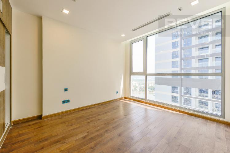 Phòng ngủ 2 Căn góc Vinhomes Central Park 4 phòng ngủ tầng cao P4 view sông