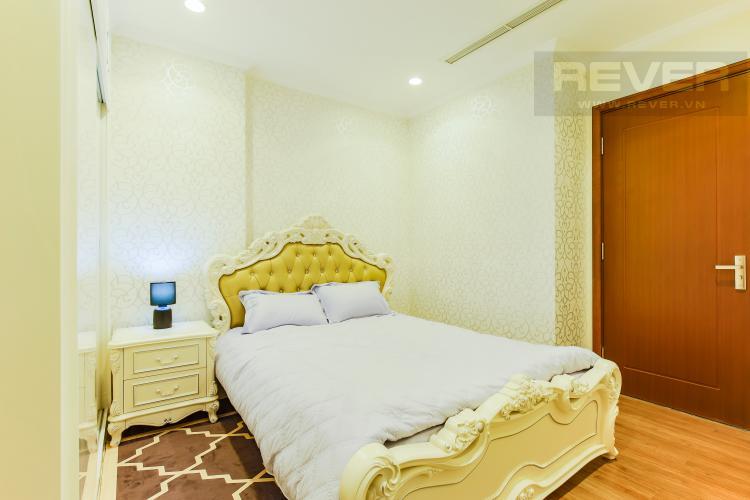 Phòng Ngủ 2 Căn hộ Vinhomes Central Park tầng cao L2 thiết kế đẹp, nhiều tiện ích