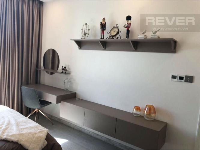 Phòng Ngủ 2 Bán căn hộ Vinhomes Golden River 3PN, tầng thấp, đầy đủ nội thất, hướng Đông Bắc đón gió