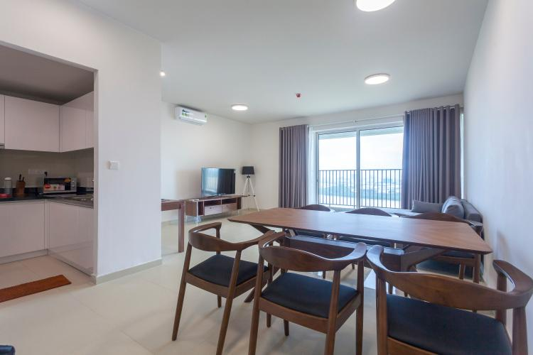 Căn hộ Vista Verde tầng cao, tháp Orchid, 3 phòng ngủ, view sông trực diện