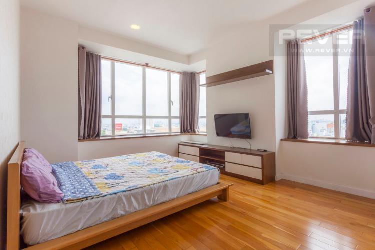 Phòng Ngủ 1 Căn hộ Sunrise City 2 phòng ngủ tầng thấp V4 đầy đủ nội thất