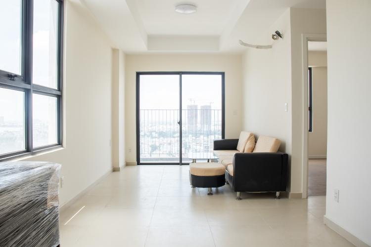 Bán căn hộ M-One Nam Sài Gòn 2PN, tầng cao, nội thất cơ bản, view sông và Landmark 81