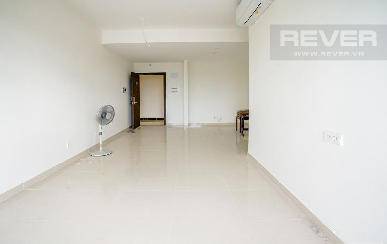 Phòng Khách Bán căn hộ Sunrise Riverside 3PN, tầng thấp, diện tích 81m2, không nội thất