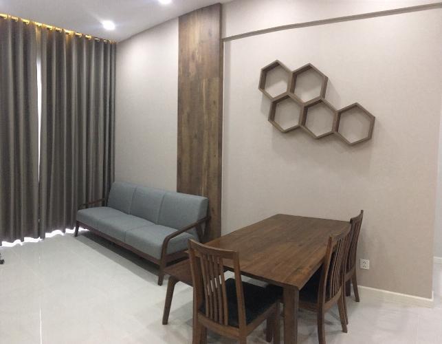 Cho thuê căn hộ Masteri An Phú 2PN, đầy đủ nội thất, hướng Đông Bắc, view sông Sài Gòn