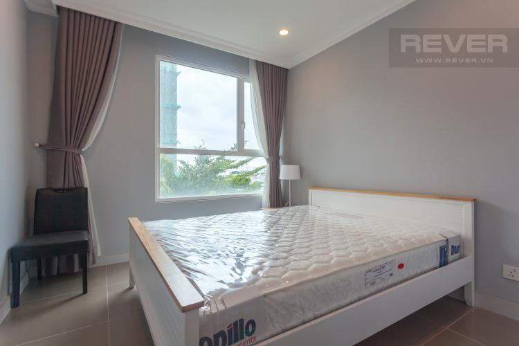 Phòng Ngủ 1 Căn hộ Vista Verde tầng thấp, tháp T1, 2 phòng ngủ, full nội thất