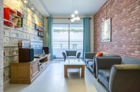 Căn hộ Lexington 3 phòng ngủ tầng thấp tòa LA view nội khu