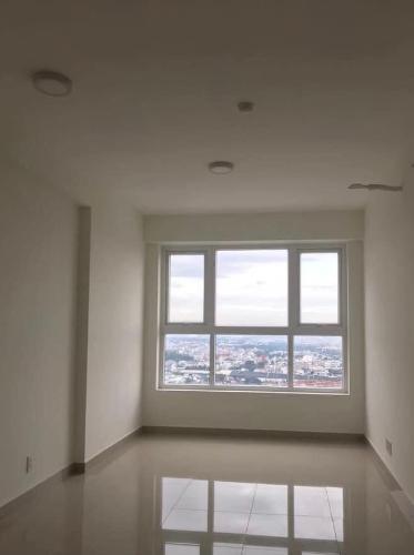 Phòng khách City Gate 3, Quận 8 Căn hộ City Gate 3 view thành phố, nội thất cơ bản.