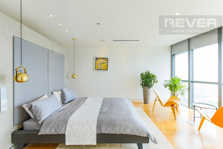 Phòng Ngủ 2 Penthouse City Garden tầng cao B2 thiết kế sang trọng, nội thất cao cấp