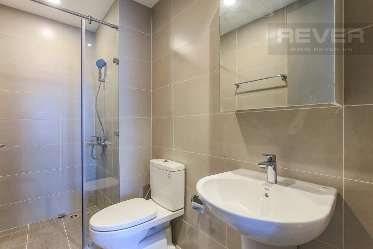 Phòng Tắm 1 Căn hộ The Gold View 2 phòng ngủ tầng cao A2 nội thất cơ bản