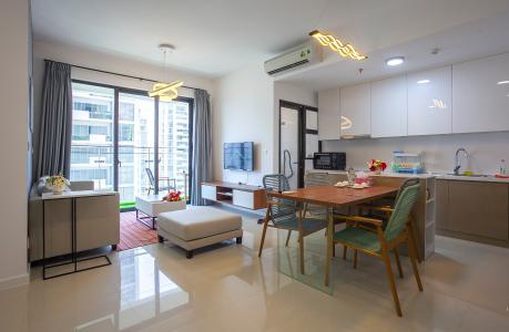 Căn hộ Estella Heights 2 phòng ngủ tầng trung T1 nội thất đầy đủ