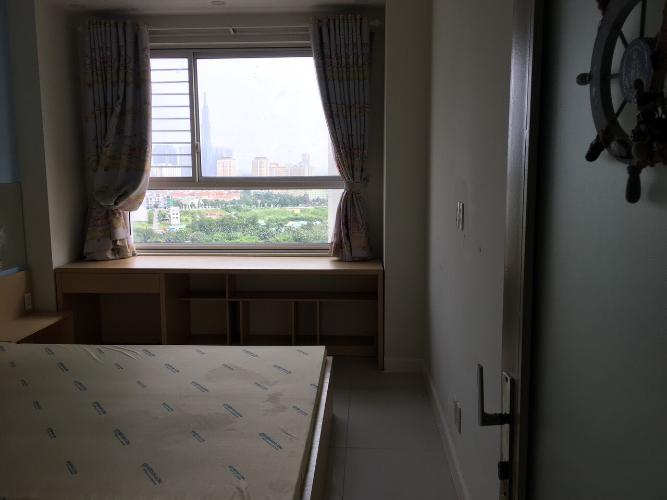 Phòng ngủ Lexington Residence Quận 2 Căn hộ Lexington Residence nội thất đầy đủ, view Landmark 81.