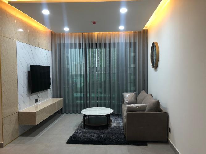 Căn hộ Feliz En Vista view nội khu, đầy đủ nội thất.