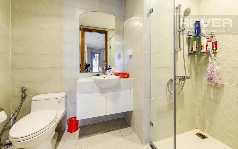 Phòng tắm 2 Căn hộ The Central Vinhomes Central Park tầng cao hướng Đông Bắc tháp C1