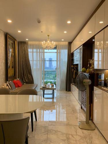 Bán căn hộ Sarimi Sala Đại Quang Minh 2 phòng ngủ, diện tích 92m2, đầy đủ nội thất cao cấp, view thoáng