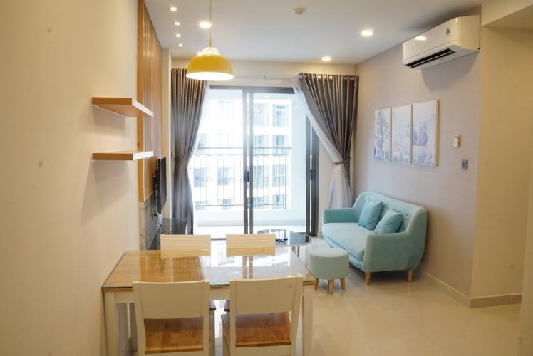 Cho thuê căn hộ Saigon Royal 2PN, tầng 18, tháp A, diện tích 88m2, đầy đủ nội thất