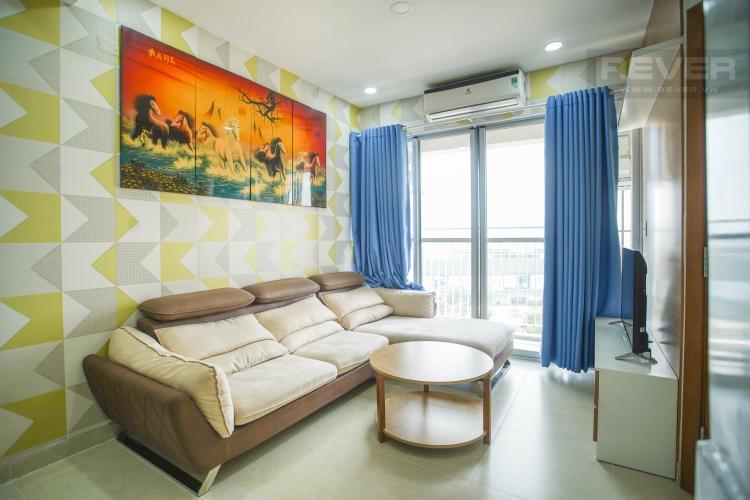 Phòng khách căn hộ SCENIC VALLEY Bán căn hộ Scenic Valley 2PN, diện tích 70m2, đầy đủ nội thất, view thoáng, sổ đỏ chính chủ