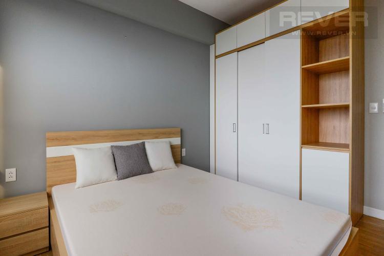 Phòng Ngủ 2 Cho thuê căn hộ Masteri Thảo Điền tầng cao tháp T5, 2PN 2WC, đầy đủ nội thất, view sông Sài Gòn