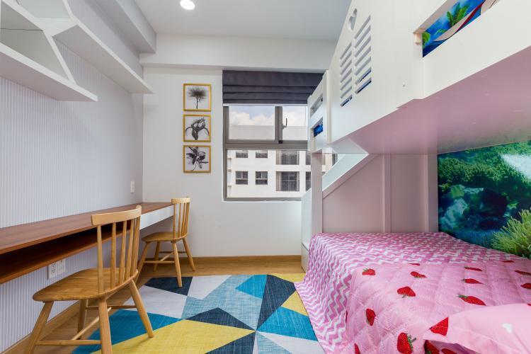 Phòng ngủ căn hộ Saigon South Residence Bán căn hộ Saigon South Residence tầng trung, 3 phòng ngủ, diện tích 104m2, đầy đủ nội thất.