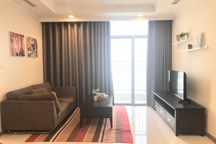 Cho thuê căn hộ The Vista An Phú 2PN, tháp T2, đầy đủ nội thất, view hồ bơi