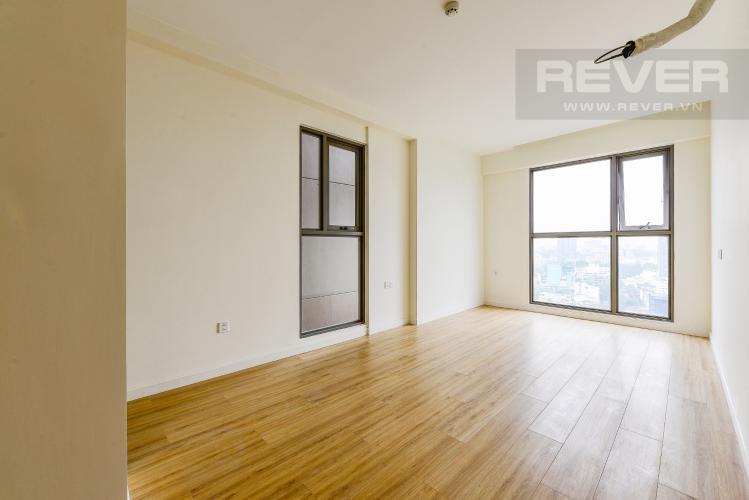 Phòng ngủ 1 Căn hộ Masteri Millennium tầng trung, block A, 4 phòng ngủ, view sông, Quận 4