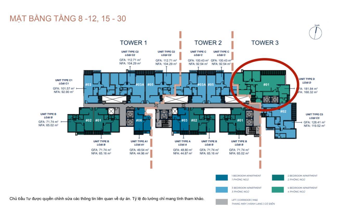 Q2 TĐ  Bán căn hộ Q2 Thao Dien 4 phòng ngủ, diện tích 181m2, nội thất cơ bản, view sông