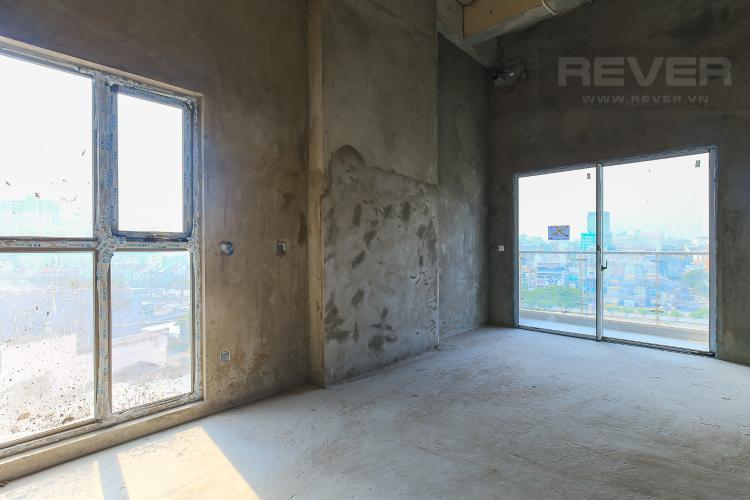 Phòng Khách Bán căn office-tel Masteri Millennium view sông