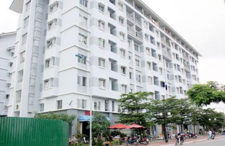 Ehome Đông Sài Gòn 2 Căn hộ Ehome Đông Sài Gòn 2 nội thất đầy đủ, hướng Đông Bắc.