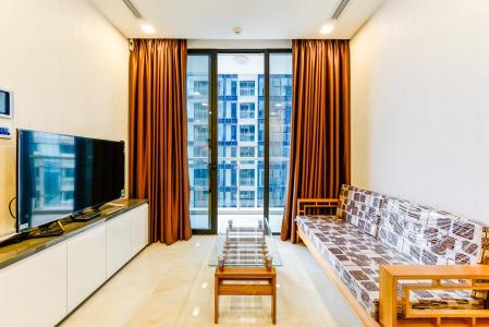 Căn hộ Vinhomes Golden River tầng cao tháp The Aqua 1, 2PN nội thất đầy đủ