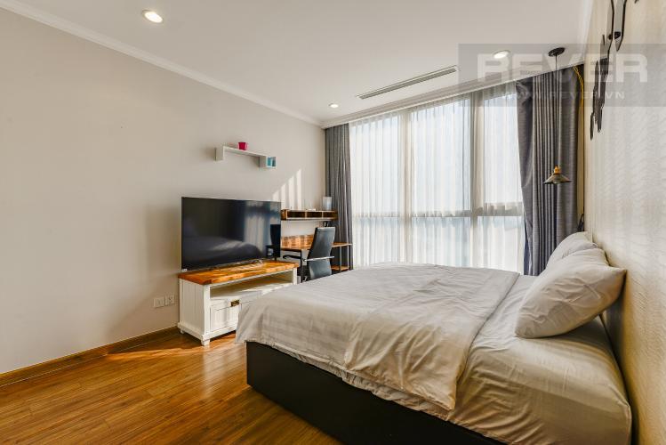 Phòng ngủ 1 Căn hộ Vinhomes Central Park 3 phòng ngủ tầng cao Landmark 3