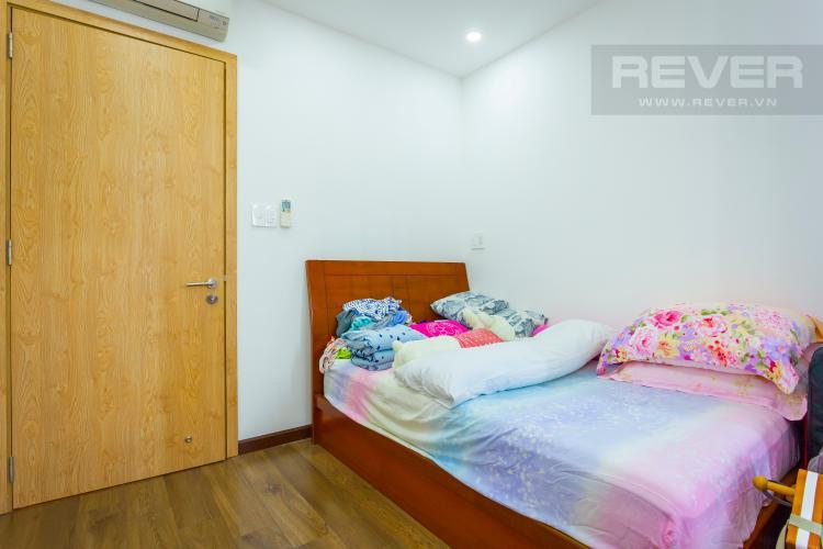 Phòng Ngủ 2 Căn hộ Tropic Garden 2 phòng ngủ tầng thấp C2 nội thất đầy đủ